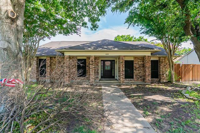 510 Redwood Drive, Grand Prairie, TX 75052 - MLS#: 14635349