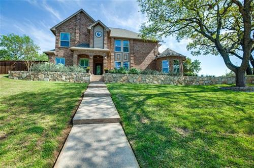 Photo of 701 Saddlebrook Drive, Colleyville, TX 76034 (MLS # 14312351)