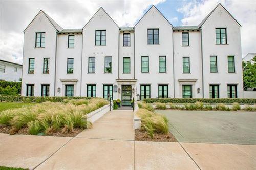 Photo of 4502 Abbott Avenue #103, Highland Park, TX 75205 (MLS # 14586351)