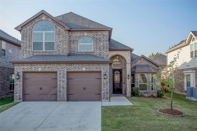 1636 Scarlet Crown Drive, Fort Worth, TX 76177 - #: 14452351