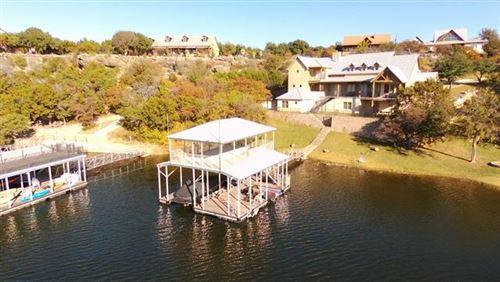 Photo of 1104 Bluff Creek Cove, Possum Kingdom Lake, TX 76475 (MLS # 11885352)
