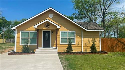 Photo of 103 N Carr Avenue, Sherman, TX 75090 (MLS # 14556352)