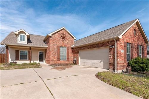 Photo of 230 Southpeak Lane, Ponder, TX 76259 (MLS # 14289354)