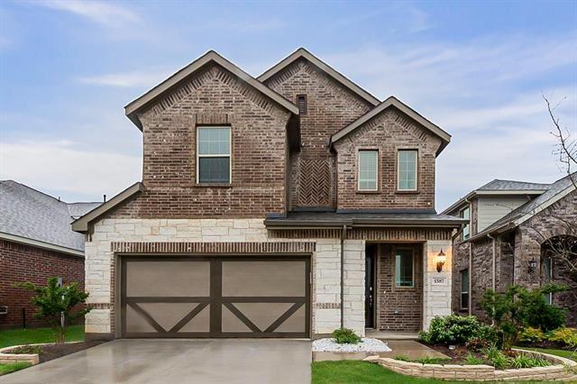 1387 Bonanza Lane, Lewisville, TX 75077 - #: 14596355