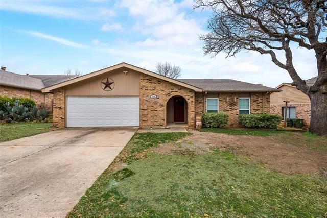 7116 Greenspring Drive, Arlington, TX 76016 - #: 14522356
