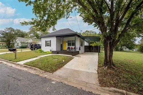 Photo of 608 Baker Street, Denison, TX 75020 (MLS # 14690357)