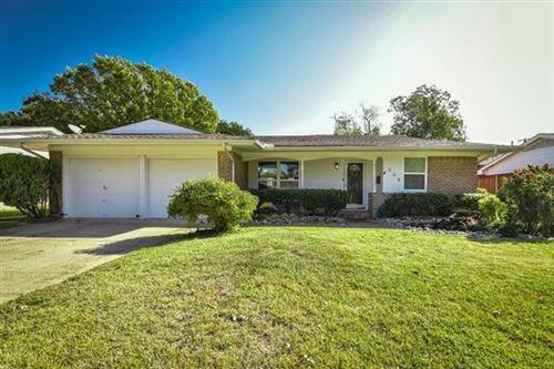 Photo of 304 Brookwood Drive, Richardson, TX 75080 (MLS # 14505358)