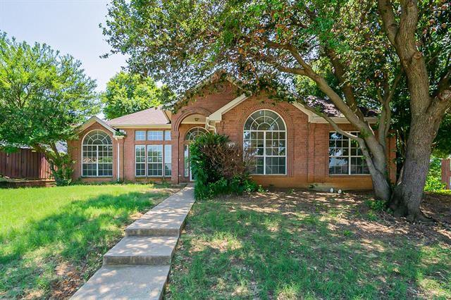 1424 Bogard Lane, Lewisville, TX 75077 - #: 14602358