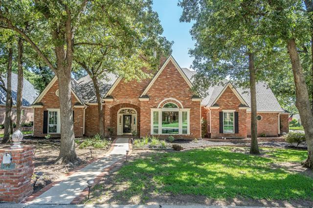5701 Grand Oak Court, Colleyville, TX 76034 - #: 14657359
