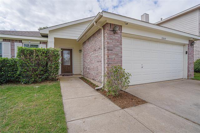 1049 Silver Spur Lane, Fort Worth, TX 76179 - #: 14462361