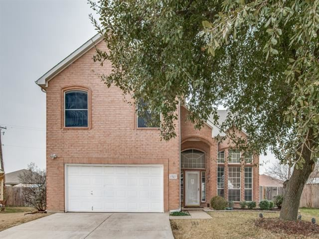 1501 Creekpark Court, Arlington, TX 76018 - #: 14525361