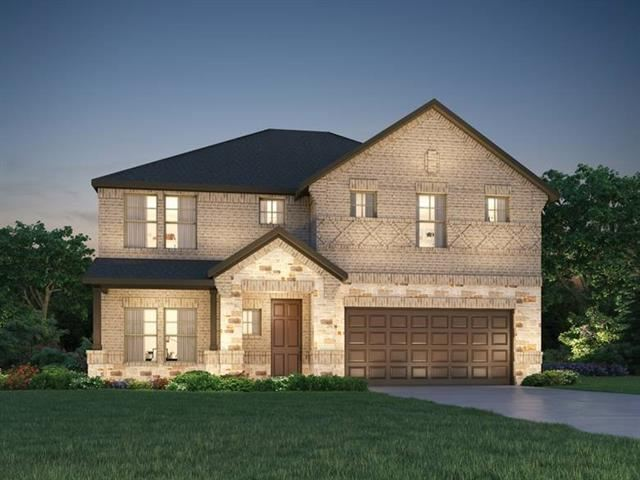 10109 Lakemont Drive, Fort Worth, TX 76131 - #: 14485364
