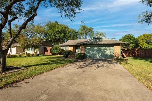 Photo of 100 S Weatherred Drive, Richardson, TX 75080 (MLS # 14688365)