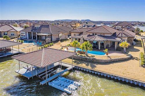 Photo of 1615 Catalina Bay Court, Granbury, TX 76048 (MLS # 14500366)