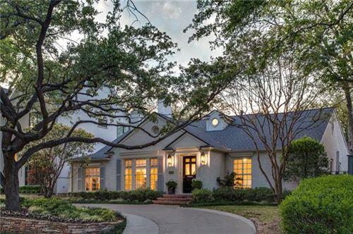 Tiny photo for 4538 Arcady Avenue, Highland Park, TX 75205 (MLS # 14063368)