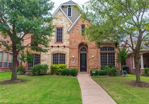 Photo of 5854 Country View Lane, Frisco, TX 75036 (MLS # 14383368)