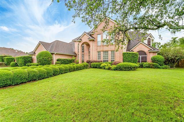 3610 Orchid Lane, Dalworthington Gardens, TX 76016 - #: 14574369