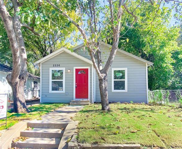 2226 Jordan Street, Dallas, TX 75215 - #: 14658369