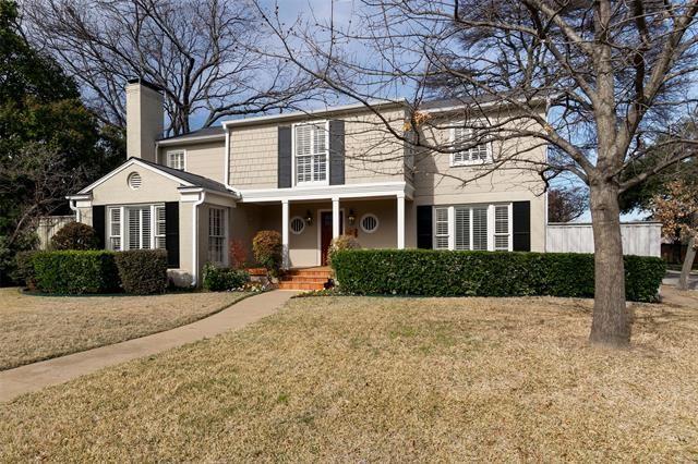 Photo for 4600 Edmondson Avenue, Highland Park, TX 75209 (MLS # 14513370)