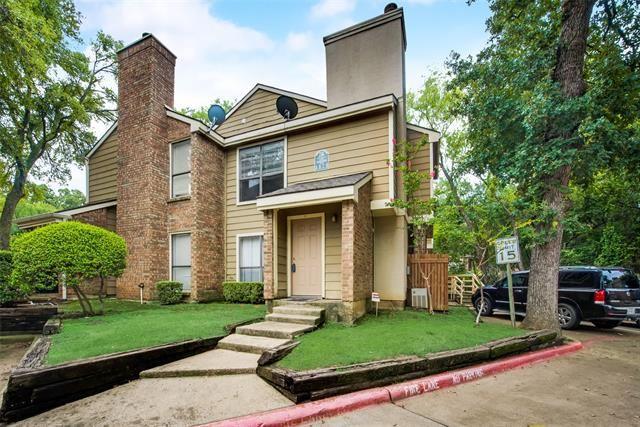 2104 Park Willow Lane #D, Arlington, TX 76011 - #: 14654370
