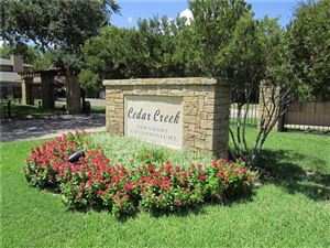 Photo of 5726 Cedar Creek Drive, Benbrook, TX 76109 (MLS # 13843372)