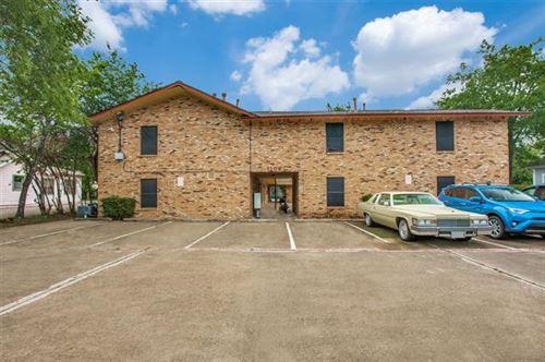 Photo of 1108 N Elm Street #8, Denton, TX 76201 (MLS # 14527372)
