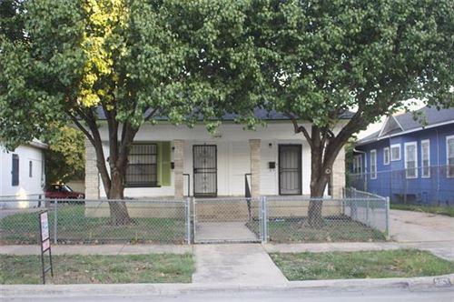 Photo of 1409 S Jennings Avenue, Fort Worth, TX 76104 (MLS # 14697372)