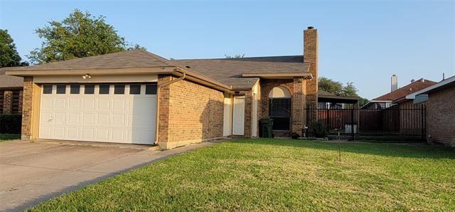 526 Valley Mills Drive, Arlington, TX 76018 - #: 14633372