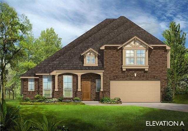 302 Mountain Creek Lane, Mansfield, TX 76063 - #: 14633373