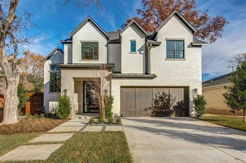 Photo of 7511 Wentwood, Dallas, TX 75225 (MLS # 14228374)