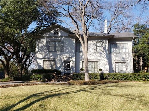 Photo of 3912 MIRAMAR Avenue, Highland Park, TX 75205 (MLS # 14258376)