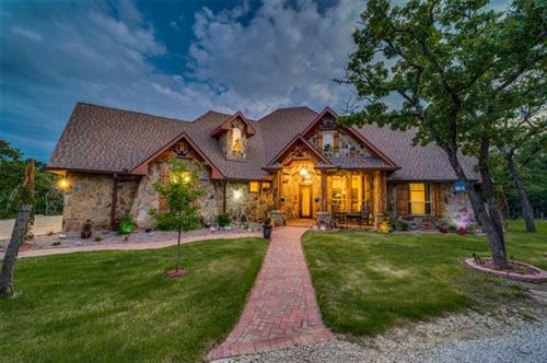 Photo of 255 County Road 2254, Valley View, TX 76272 (MLS # 14595376)