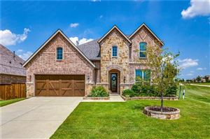Photo of 881 Yellowcress Dr, Prosper, TX 75078 (MLS # 14140377)
