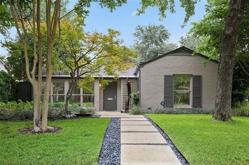 Photo of 4633 Southern Avenue, Highland Park, TX 75209 (MLS # 14438378)