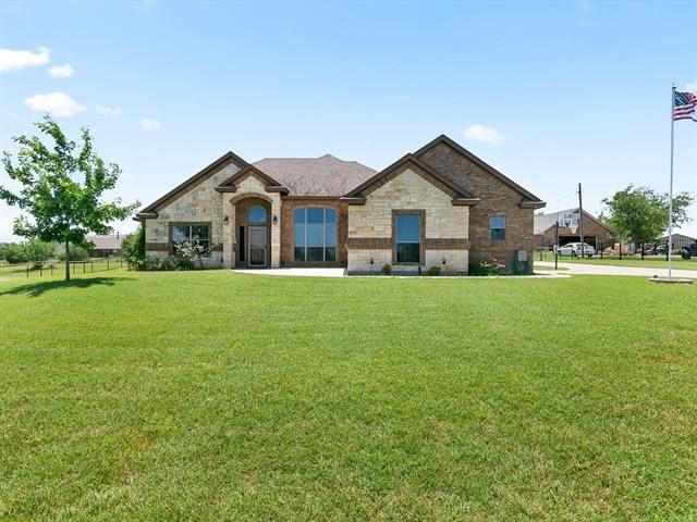 147 Gibson Lane, Weatherford, TX 76088 - #: 14613379