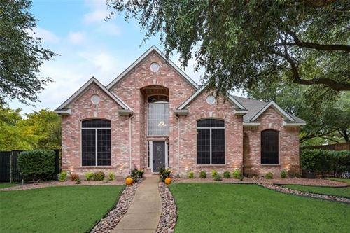 Photo of 1221 Ashford Lane, Allen, TX 75002 (MLS # 14458380)