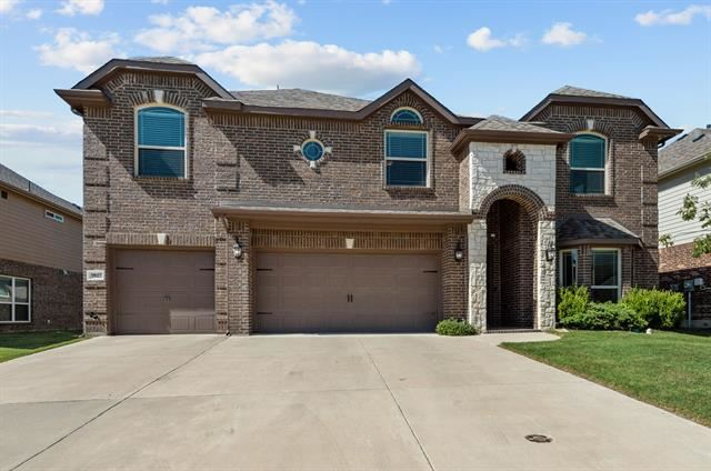 9817 Yellow Cup Drive, Fort Worth, TX 76177 - #: 14676380