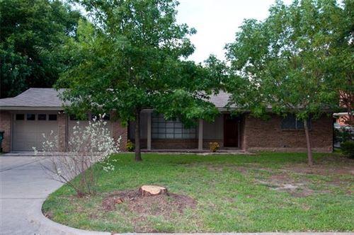 Photo of 2402 Avondale Drive, Greenville, TX 75402 (MLS # 14373381)