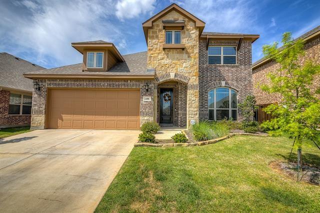 608 Fox View Drive, Fort Worth, TX 76131 - #: 14330382