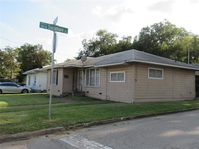 1234 N Travis Street, Sherman, TX 75092 - #: 14652382