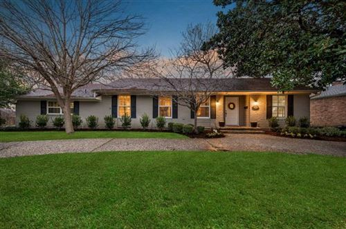Photo of 7310 Bucknell Drive, Dallas, TX 75214 (MLS # 14282385)