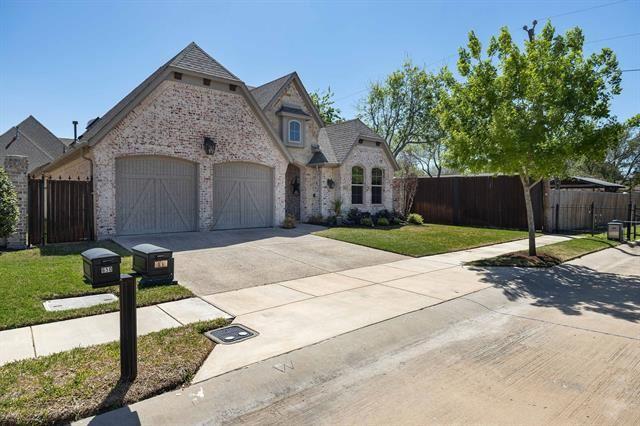 646 E Hill Street, Keller, TX 76248 - #: 14549385