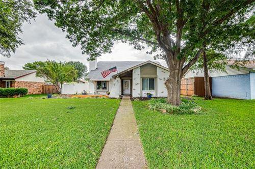 Photo of 5022 Drawbridge Lane, Garland, TX 75044 (MLS # 14376388)