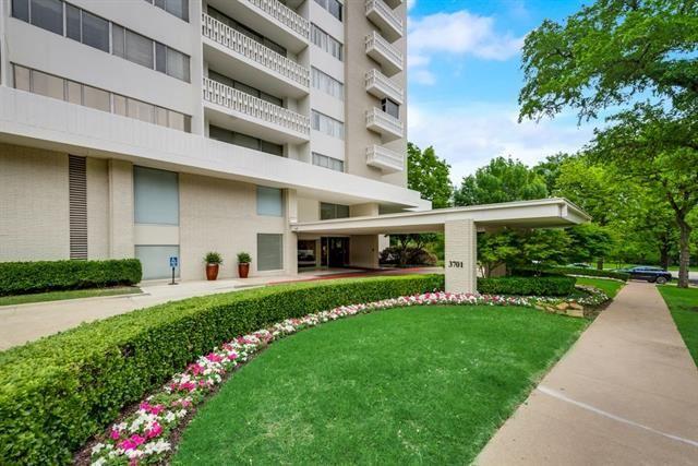 3701 Turtle Creek Boulevard #7D, Dallas, TX 75219 - #: 14565388