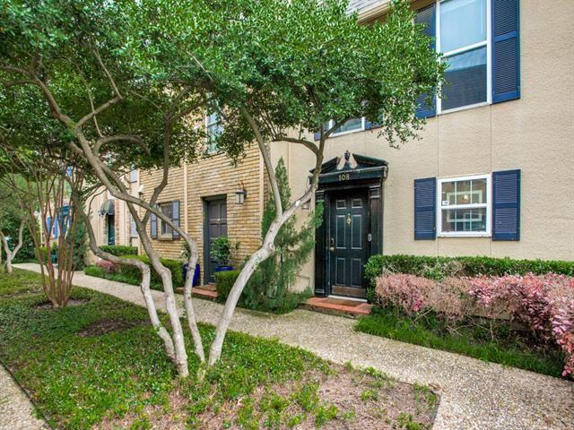 4017 Buena Vista Street #108, Dallas, TX 75204 - #: 14587389