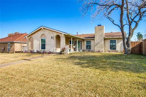 Photo of 409 Dogwood Drive, Wylie, TX 75098 (MLS # 14490390)