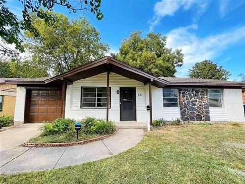 Photo of 601 Dawn Drive, Garland, TX 75040 (MLS # 14677391)