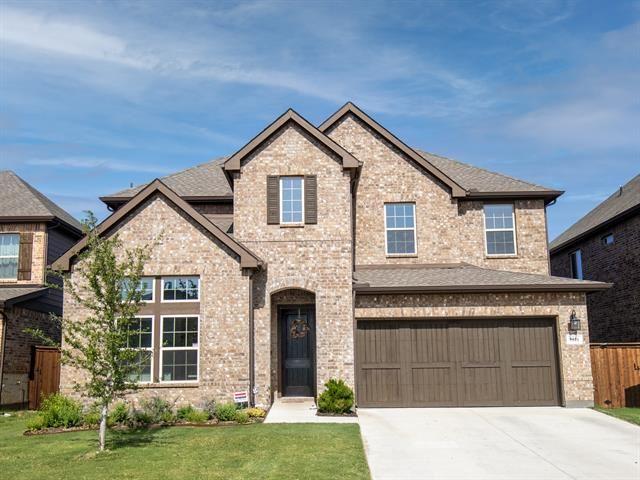 5521 Annie Creek Road, Fort Worth, TX 76126 - #: 14635391