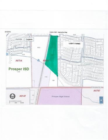 Tiny photo for 4500 Prairie Crossing, Prosper, TX 75078 (MLS # 13794392)