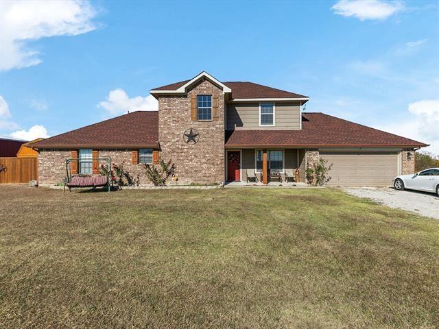 134 Blue Ridge Drive, Weatherford, TX 76088 - #: 14677392